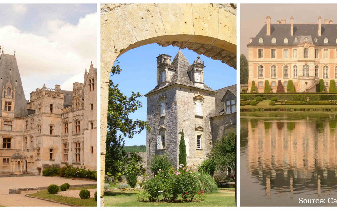One castle, one family: Fontaine-Henry, Vendeuvre and Cénevières