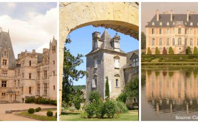 Un château, une famille: Fontaine-Henry, Vendeuvre et Cénevières