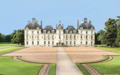 Cheverny, a family castle with a big heart