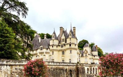 Ussé Castle, the fairytale castle