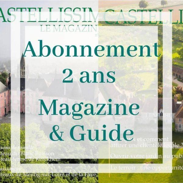 Magazines Castellissim et guides Castellissim - abonnement