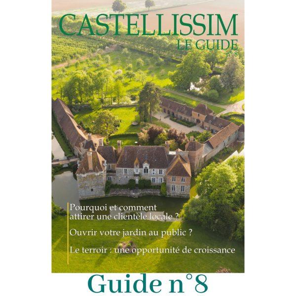 Guide Castellissim n°8 patrimoine