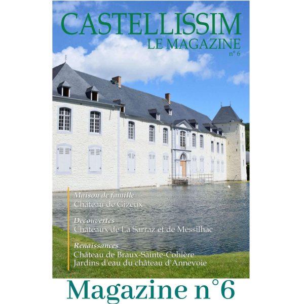 Magazine Castellissim numéro 6