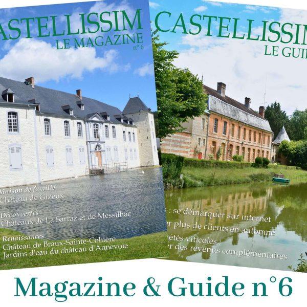 Magazine & Guide Castellissim numéro 6
