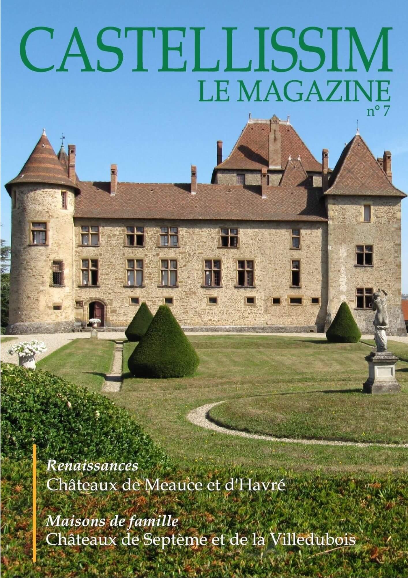 Magazine Castellissim 7 Guide