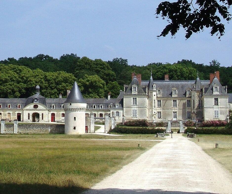 Château de Gizeux_Indre-et-Loire Castellissim