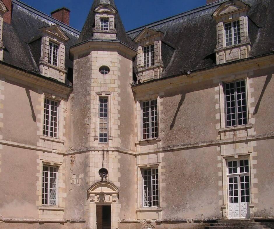 Château de Gizeux_Indre-et-Loire - interview propriétaire