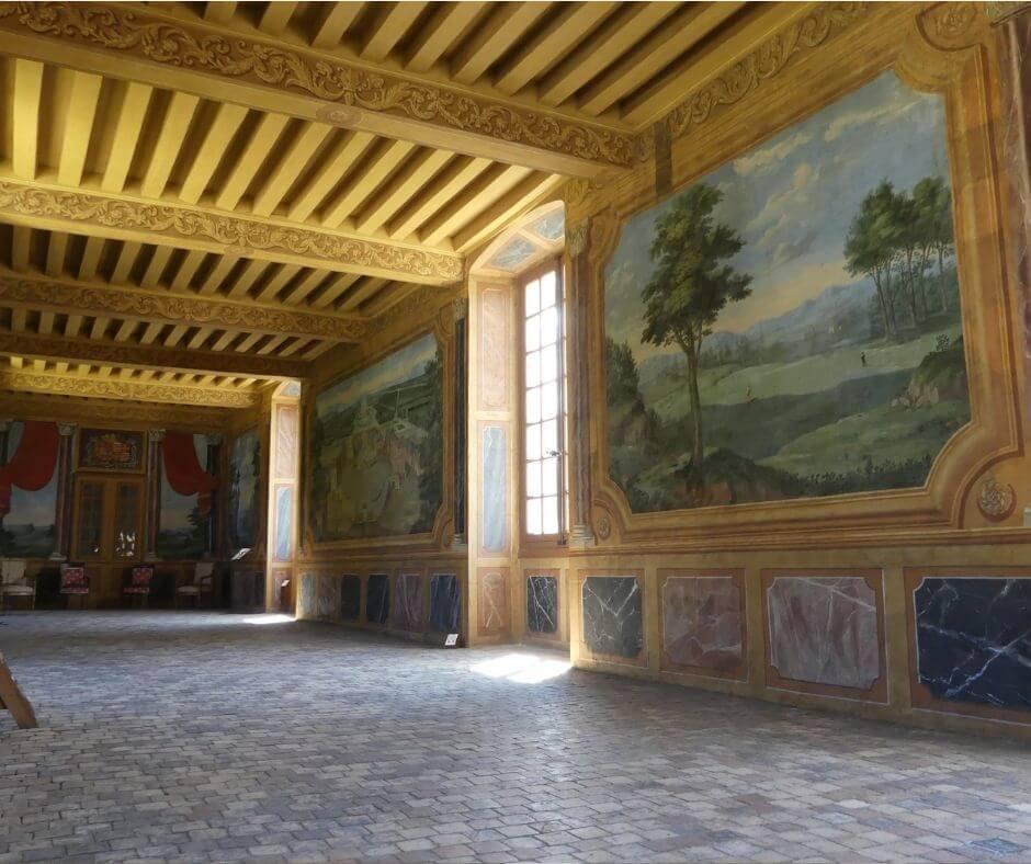 Château de Gizeux_Indre-et-Loire galerie des châteaux interview