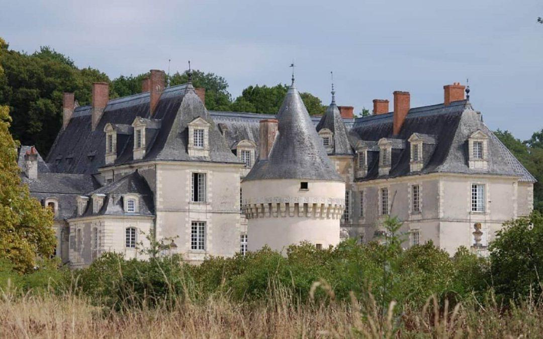 Un projet audacieux pour sauvegarder le château de Gizeux – interview